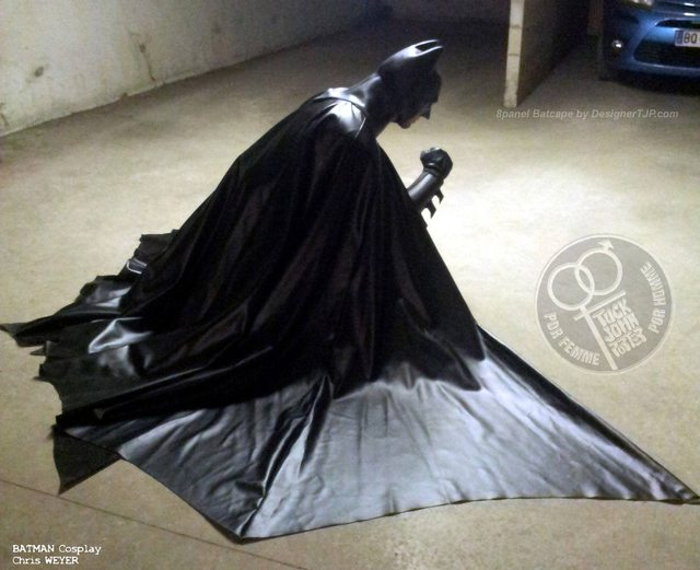Bat Cape by Designer TJP