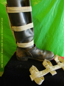 Bespin Boot Straps by Designer TJP