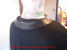 Darth Vader Cape by Designer TJP