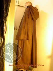 Jedi Knight Outer Robe by Designer TJP