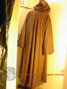 Generic Jedi Outer Robe by Designer TJP